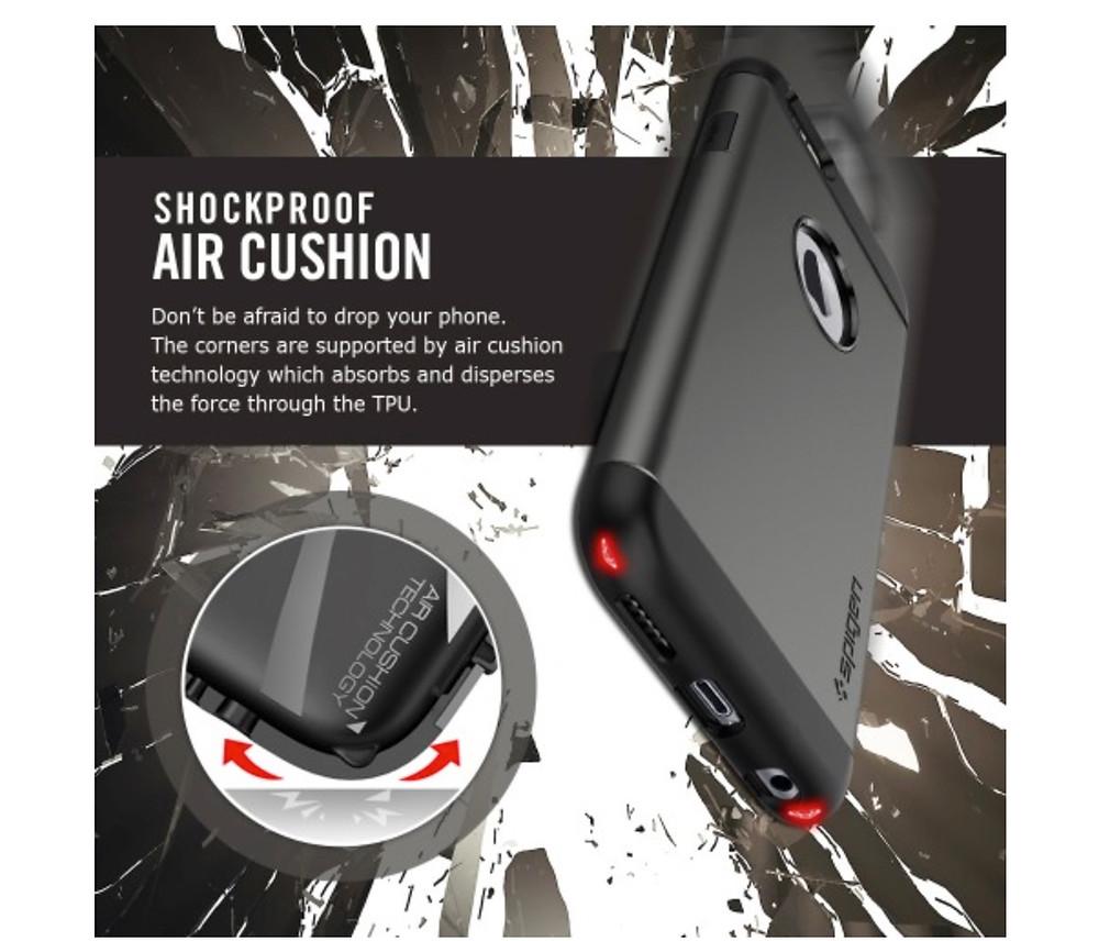 Spigen SGP iPhone 6 Slim Armor Case 5.jpg