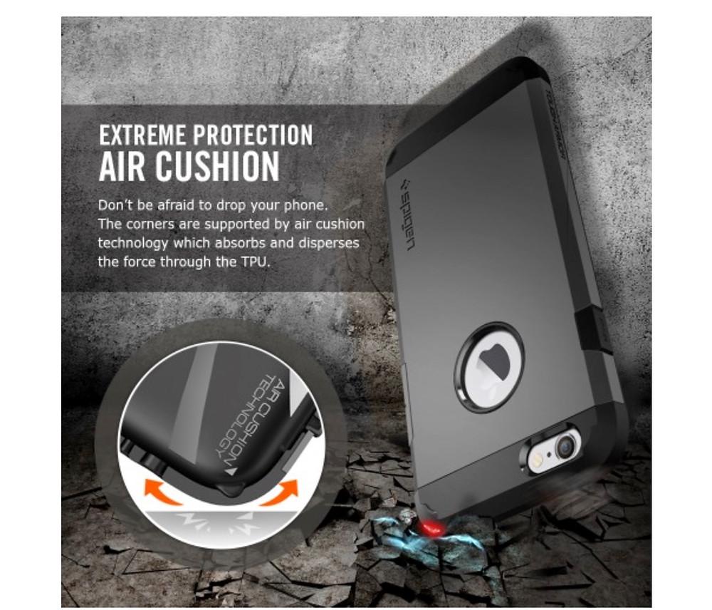 Spigen SGP iPhone 6 Tough Armor Case 4.jpg
