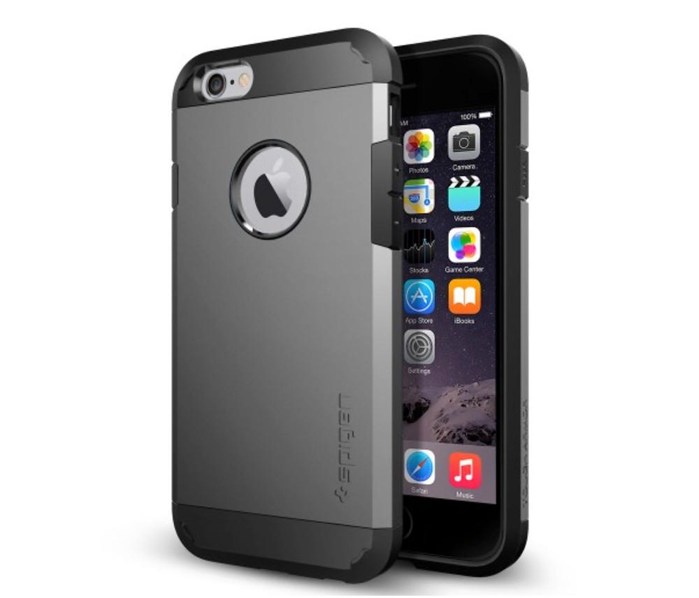 Spigen SGP iPhone 6 Tough Armor Case 1.jpg