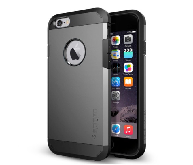 In-Stores ! Spigen™ Tough-Armor cases for iPhone 6 and iPhone 6 Plus !