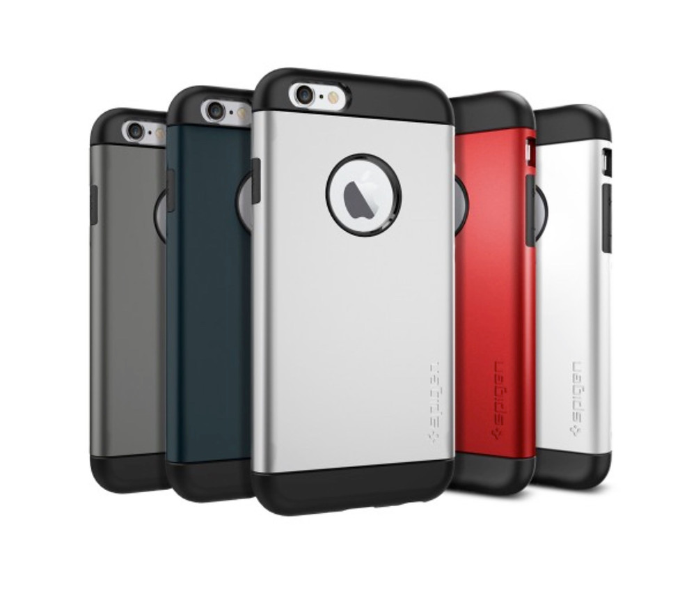 Spigen SGP iPhone 6 Slim Armor Case 2.jpg