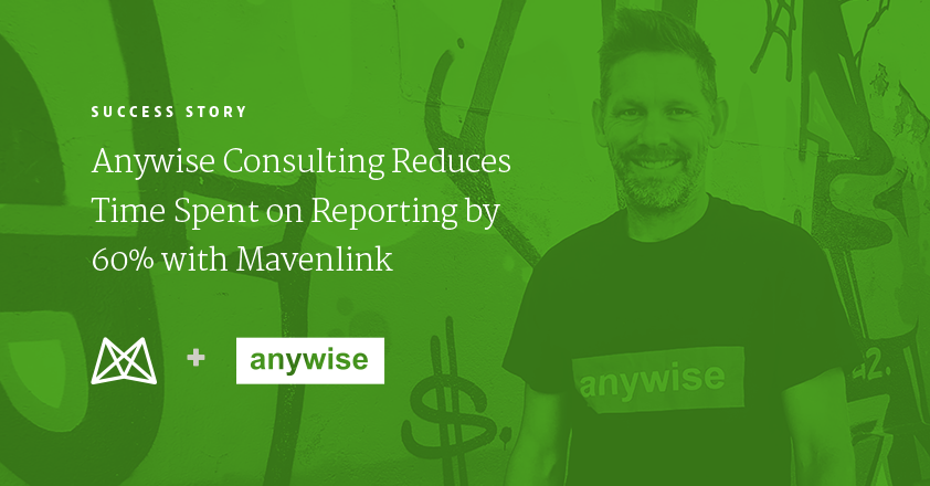 Anywise + Mavenlink: A successful partnership