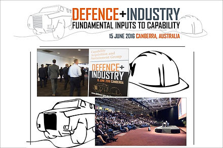 Anywise engages at Defence and Industry 2016