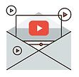 Увеличить эффективность емэйл рассылки с помощью видео для бизнеса | Эффективность e-mail рассылки | Видео в email рассылке | Агентство видеомаркетинга | Видео маркетинг | Продающее видео | Продвижение видео | Видео в СММ