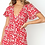 Thumbnail: RIVERSIDE DRESS-RED