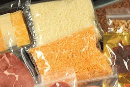 Pouches and Bags for Meats and Cheeses