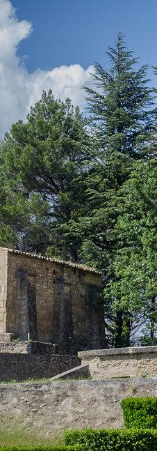Photo de mariage châteaux d'Ansouis