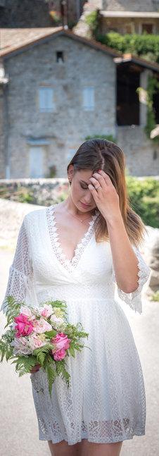 photo de mariage Jaujac Ardeche