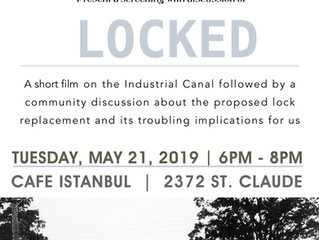 "NOC and CAWIC Co-Sponsor a Viewing and Discussion of ""Locked"""