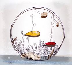 aquarium latelierdesof fil de fer