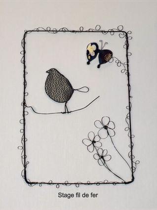 cadre oiseau stage fil de fer.jpg
