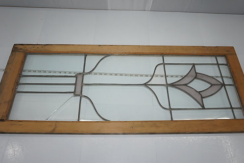 Leaded Glass Window