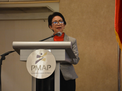 PMAP 2020: People-Inspired, Heart-Driven, Tech-Enabled Organization