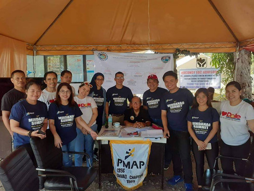 PMAP for Mindanao and Project Taal