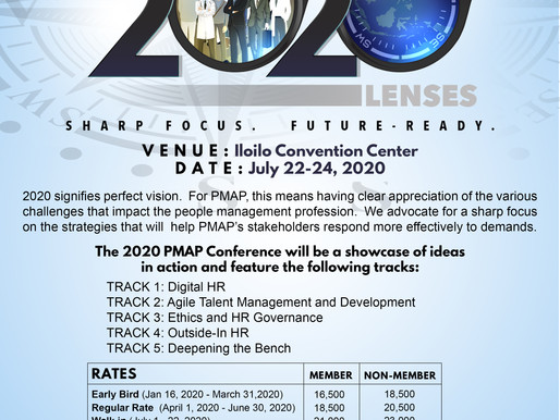 57th PMAP Annual Conference
