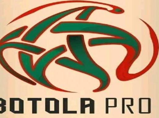 شعار جديد للبطولة الاحترافية