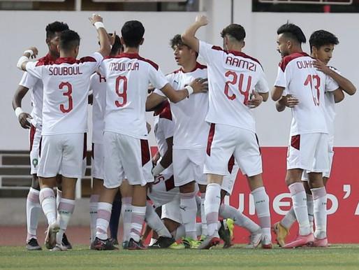 منتخب الشبان يواصل تحضيراته لربع النهائي