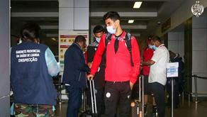 بعثة الوداد تصل إلى بوركينافاسو