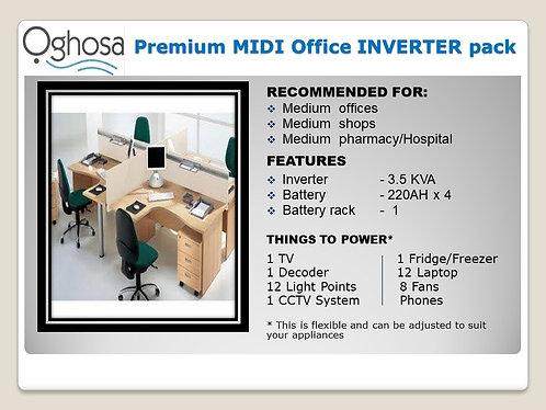 PREMIUM MIDII OFFICE INVERTER PACK