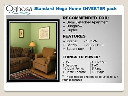 STANDARD MEGA HOME INVERTER PACK