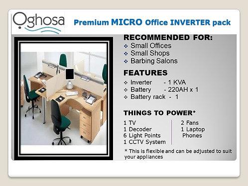 PREMIUM MICRO OFFICE INVERTER PACK