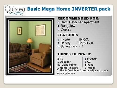 BASIC MEGA HOME INVERTER  PACK