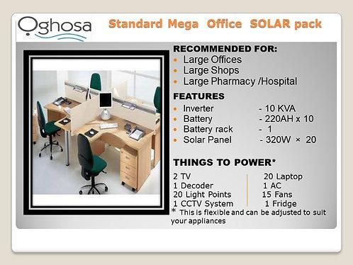 STANDARD MEGA OFFICE SOLAR PACK