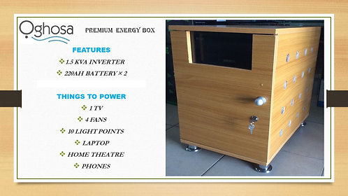 PREMIUM ENERGY BOX