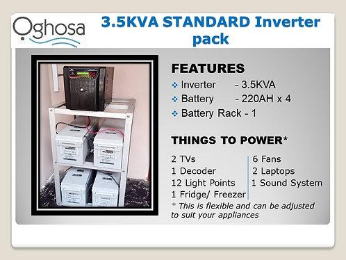 3.5 KVA STANDARD INVERTER PACK