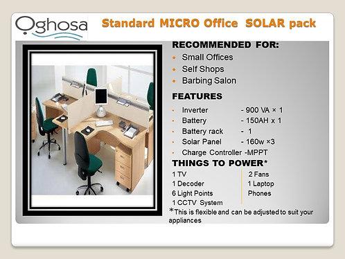 STANDARD MICRO OFFICE SOLAR PACK