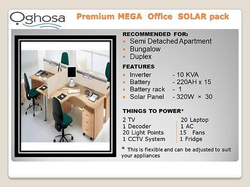 PREMIUM MEGA OFFICE SOLAR PACK