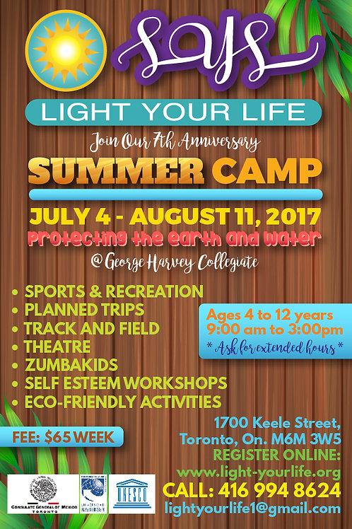 SUMMER CAMP 2017