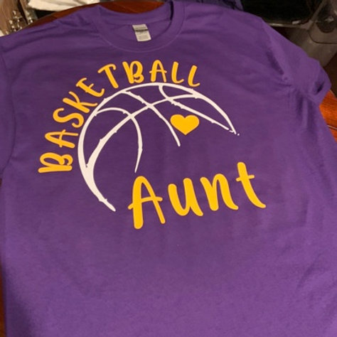 Basketball Aunt