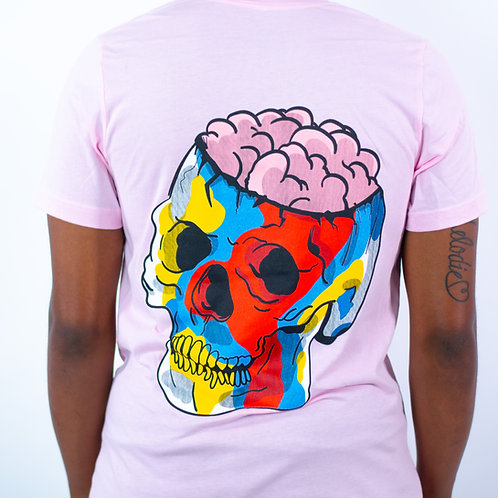 THE MIND$ Collection Pink T
