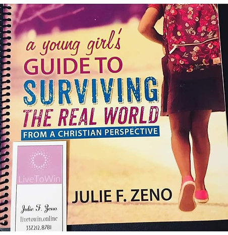 Live to Win -Young Girl's Workbook