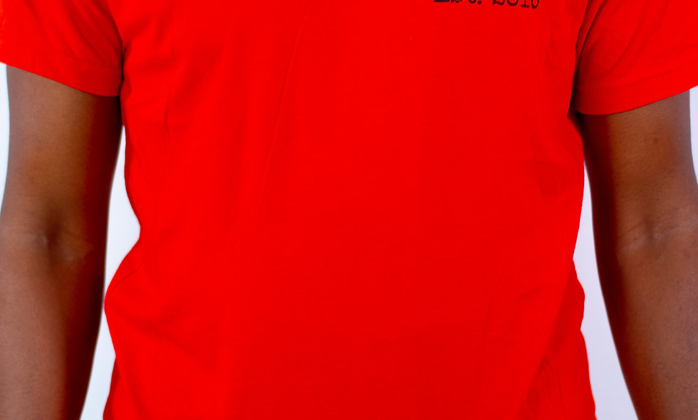 THE MIND$ Collection Red T