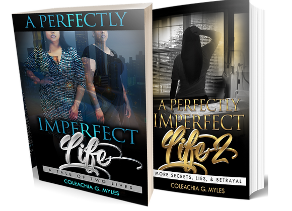 Bundle: A perfectly Imperfect Life 1& 2
