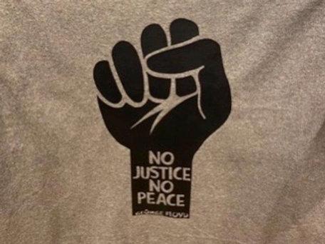 Black Fist: No Justice, No Peace