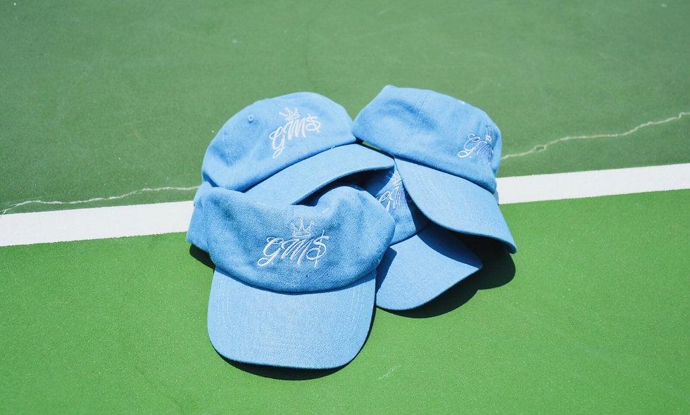 GoldMind$ Denim Hats