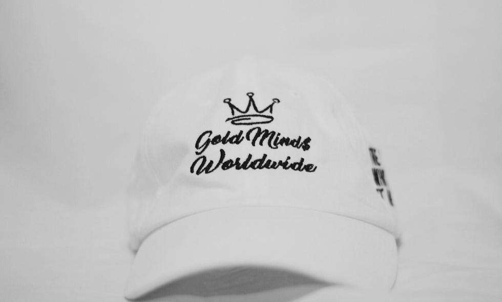 White GM$ Hat