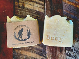 Appalachian Honey Oat