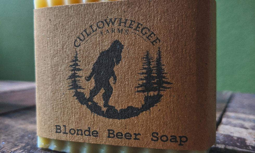 Blonde Beer Soap