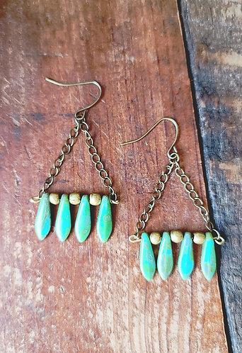Byrd Earrings