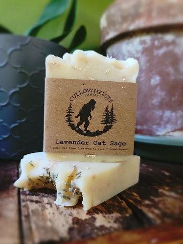 Lavender Oatmeal Sage