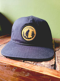Black Grandpa Hat