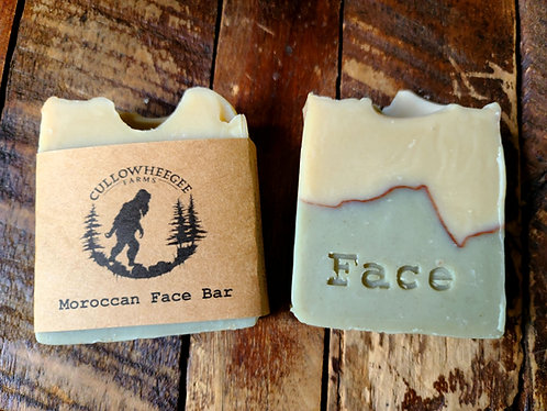 Moroccan Face Bar