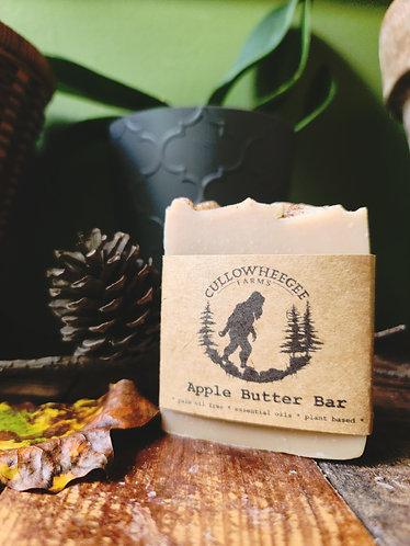 Apple Butter Bar