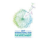 2017, International year of sustainable tourism for development.