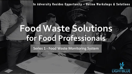 Series 1.1 Food Waste Monitoring System.