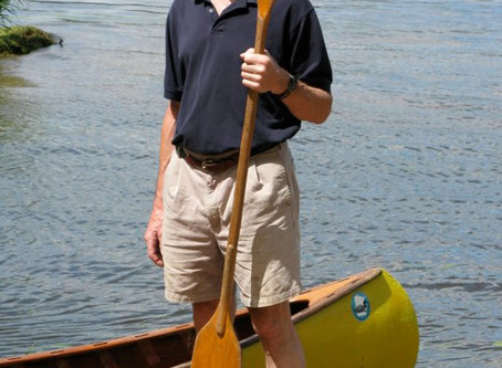 Born to paddle: How Winona native turned his hobby into a thriving brand